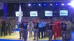 منتخب الكويت العسكري للتايكواندو يشارك بالبطولة العربية في بيروت
