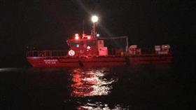 تأمين سلامة عائلة بعد اصطدام يختهم في علامة بحرية بالقرب من ميناء الأحمدي