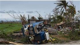 الفلبين: ارتفاع حصيلة الإعصار مانغخوت إلى 25 قتيلاً