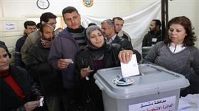 سوريا: فتح مراكز الاقتراع في الانتخابات المحلية
