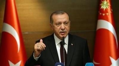 أردوغان: الأزمة الاقتصادية تُجمد المشاريع الكبرى