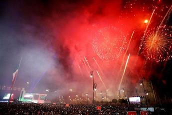 المكسيك تحتفل بذكرى الاستقلال تزامنا مع انتشار أمني بشوارع العاصمة