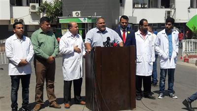 أزمة الكهرباء تهدد «الخدمات الصحية» في مستشفيات غزة
