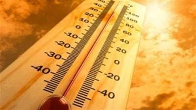 «الأرصاد»: طقس حار.. والعظمى 46