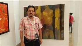 فنان كويتي: الفنون التشكيلية مجال أساسي في الثقافة الإنسانية