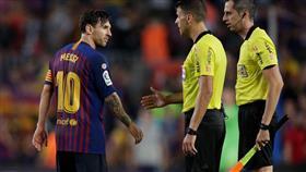 برشلونة بعشرة لاعبين.. يفلت من كمين جيرونا