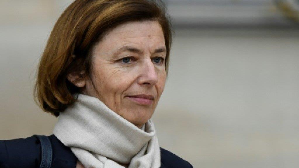 وزيرة الجيوش الفرنسية عازمون على إنهاء المهمة ضد تنظيم داعش