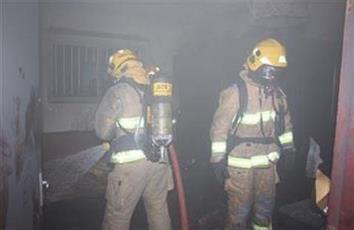 «الإطفاء»: إخماد حريقين في منزلين بسلوى وقرطبة