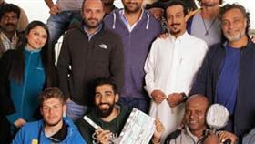 الفنان السعودي محمد الحجي يقتل والده في مسلسل «سوق الدماء»
