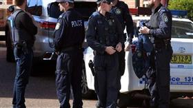 أسترالي يصدم سيارة شرطة ويطعن أحد المارة في سيدني ثم ينتحر