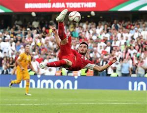 الأردن يحقق أول انتصار عربى فى كاس اسيا 2019 أمام أستراليا