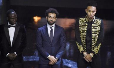 صلاح «الأوفر حظًا» ينافس ماني وأوباميانغ على جائز أفضل لاعب بأفريقيا