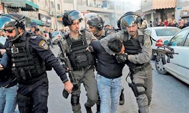 قوات الاحتلال تشن حملة اعتقالات في الخليل والقدس