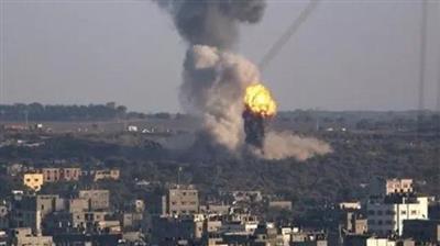 إسرائيل تقصف مواقع حماس في غزة