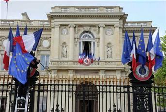 الخارجية الفرنسية: إعادة افتتاح سفارتنا في سوريا غير مدرج على جدول الأعمال