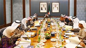 مجلس الوزراء يشيد بقرارات النائب الأول