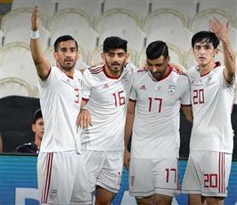 أمم آسيا.. إيران تلتهم اليمن بخماسية