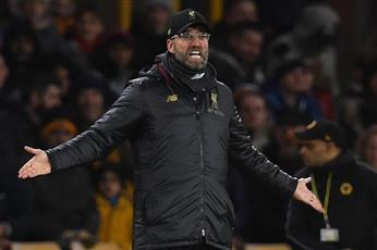 ليفربول يودع كأس الاتحاد الإنجليزي مبكرًا بالخسارة أمام وولفرهامبتون