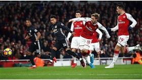 آرسنال يصطدم بمانشستر يونايتد في الدور الرابع بكأس إنجلترا