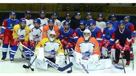 «الألعاب الشتوية» يتعاقد مع التشيكي كاميل فارفيرا لقيادة منتخب الشباب لهوكي الجليد