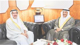 رئيس مجلس الشورى البحريني: قيادتا الكويت والبحرين تحرصان على تحقيق الإنجازات المشتركة