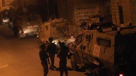 إصابة فلسطينيين جراء مواجهات مع الاحتلال في رام الله