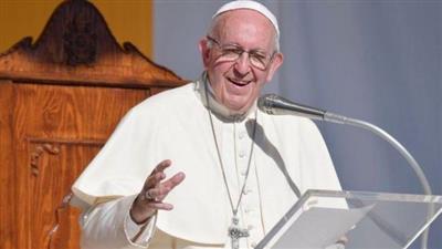 بابا الفاتيكان يثمن جهود سمو الأمير في إعلاء مبادئ الحوار والتعاون