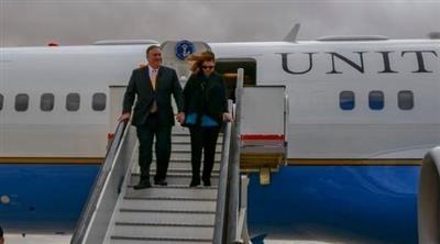 وزير الخارجية الأمريكي يصل العراق في زيارة مفاجئة