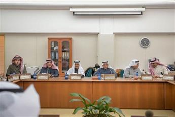الشؤون الصحية البرلمانية تلتقي وفد الصداقة البرلمانية السعودية الكويتية