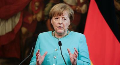 ميركل: تركيا لن تكون عضواً في الاتحاد الأوروبي