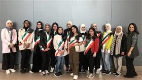 وفد طالبات «كن من المتفوقين» يتوجه إلى سريلانكا بتنظيم الصندوق الكويتي للتنمية