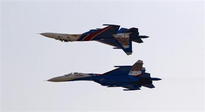 إيران تجري مناورات جوية تتضمن عمليات قتال «على أساس ساحة الحرب الحقيقية»