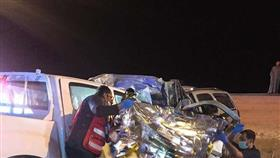 مصرع وإصابة 11 شخصا جراء حادث مروري جنوب السعودية