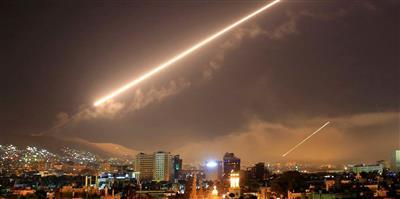 صواريخ إسرائيلية تستهدف مطار دمشق