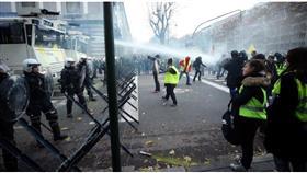 بلجيكا: مقتل متظاهر من حركة «السترات الصفراء»