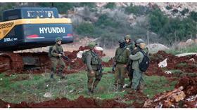 الاحتلال الإسرائيلي يعلن اكتشاف نفق سادس لحزب الله على الحدود مع لبنان