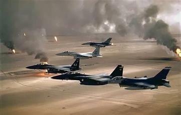 الذكرى الـ 28 لانطلاق صافرة بدء الحرب الجوية لتحرير الكويت تصادف غدًا