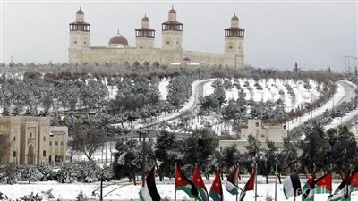 سفارتنا بالأردن للمواطنين: الحيطة والحذر نظرا للأحوال الجوية غير المستقرة