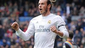 لاعب ريال مدريد الويلزي غاريث بيل