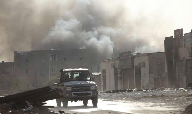 ليبيا قتلى وعشرات الجرحى في اشتباكات طرابلس