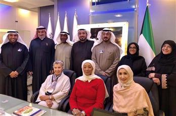 هناء الهاجري: بروتوكول تعاون مشترك بين «الشؤون» وجمعية ملتقى الكويت الخيري