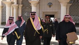 ممثل سمو أمير البلاد يتوجه إلى لبنان لتمثيل سموه في القمة العربية التنموية الاقتصادية