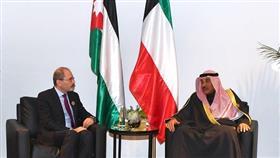 ممثل سمو الأمير يلتقي وزير الخارجية الأردني