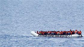 نداء استغاثة من قارب يقل 100 مهاجر قبالة السواحل الليبية