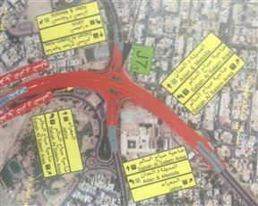 «الداخلية»: افتتاح جسر على طريق الغوص مع شارع مكراد المكراد