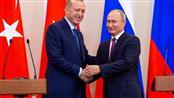 أردوغان وبوتين يبحثان في موسكو الملف السوري