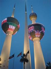 أبراج الكويت تحتفل بذكرى مرور 120 عاما على اتفاقية الصداقة بين الكويت وبريطانيا