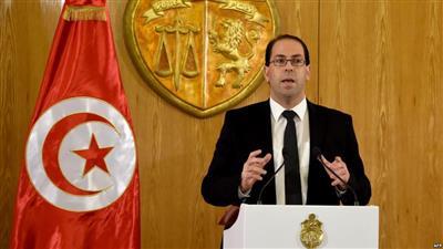رئيس الوزراء التونسي يؤسس حزباً جديداً استعداداً للانتخابات الرئاسية