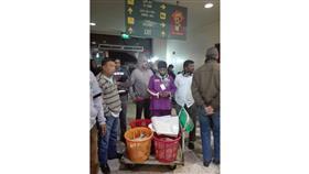 شكاوى من منع دخول الصيادين مزاد الأسماك المستوردة في سوق شرق