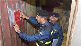 «الإطفاء»: حملة تفتيشية على المباني المخالفة في جليب الشيوخ